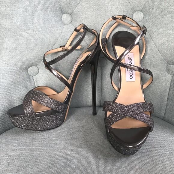 Jimmy Choo Shoes   Jimmy Choo Metallic